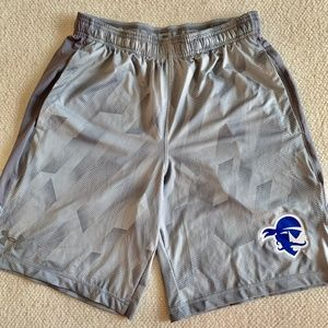 Under Armor Basketball Shorts Seton Hall Pirates